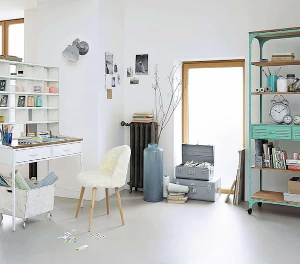 Allestimento di uno spazio Maisons du Monde