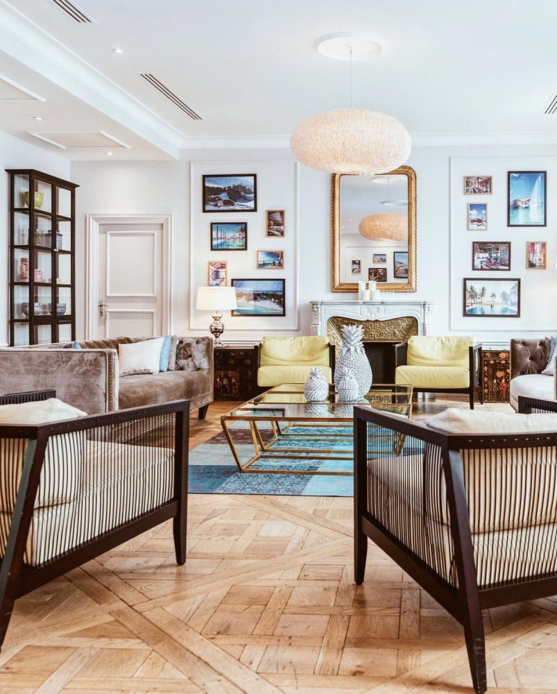 L'Home Stylist cura la parte finale di un progetto di interni