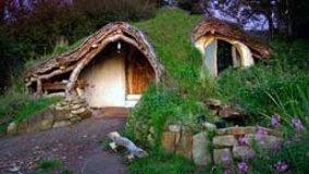Casa autocostruita low cost ecocompatibile