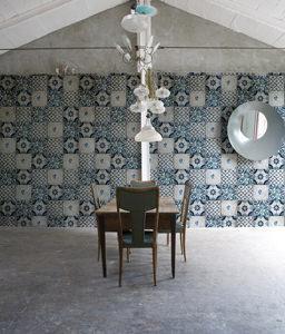 Wall & Decò, Azul