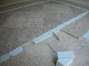 rimozione pavimento