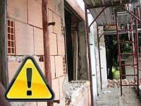 Sicurezza ponteggi: Impalcature pericolose