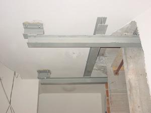 Nuova struttura in acciaio