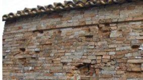 Sostruzione muraria