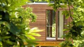 Case modulari for Casette in legno abitabili arredate