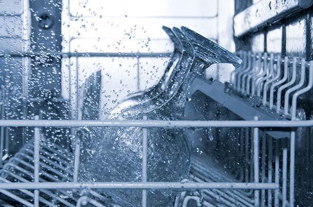 Consumi della lavastoviglie