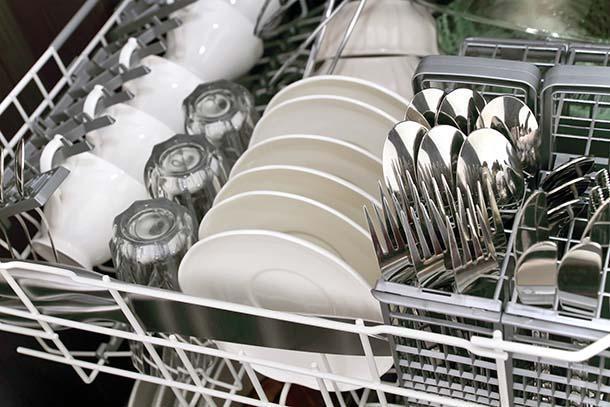 La lavastoviglie