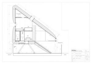 Sezione Keret House