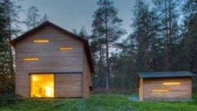 Casa in legno: sistema blockbau