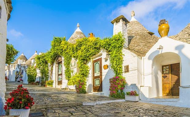 Borgo di Trulli ad Alberobello