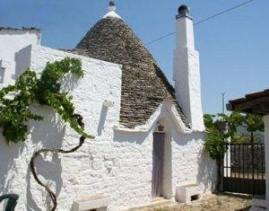 www.trulliholiday.it: trullo con vigna
