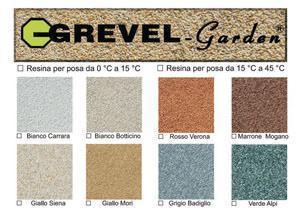 Kit terrazzo Grevelit