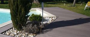 composite woody, terrazzo