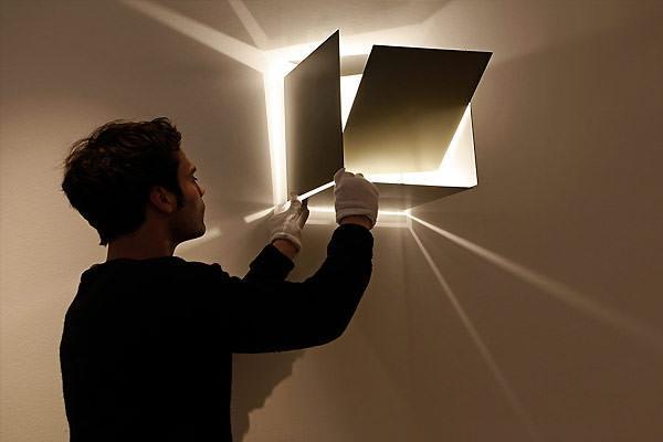 Luci atmosfera Modular Light di Robhoff