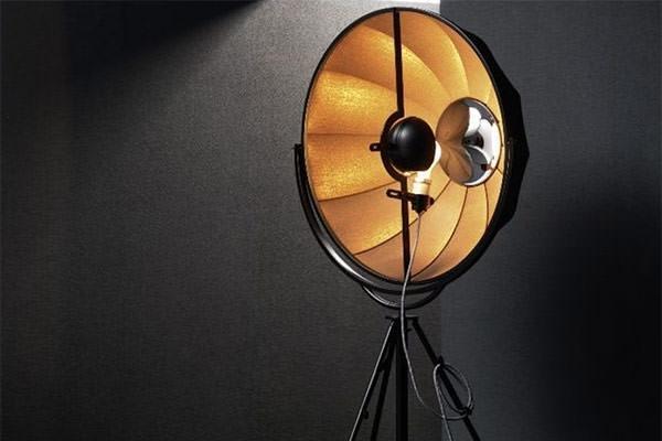 Pallucco: lampada fortuny rubelli bronze