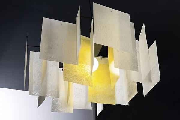 Pallucco: lampada sospensione alexandra Design Enrico Franzolini