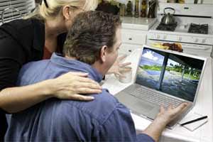 Cercare casa vacanze in Internet