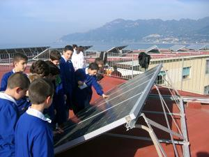 ©Energy Cities: Display Campaign, case material (Salerno)