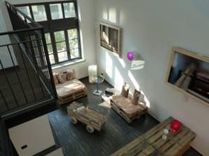 Loft via Quaranta_interni