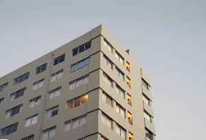 Condominio anni sessanta