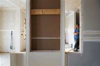 Divisori interni in legno: le divisioni realizzate