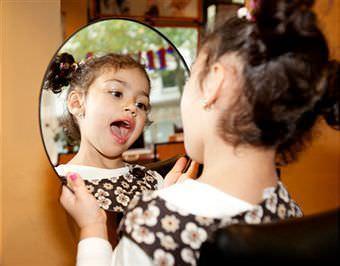 Uno specchio per crescere - Foto allo specchio ragazzi ...
