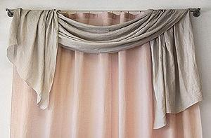 Tende di stile classico - Come mettere le tende in bagno ...