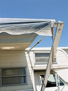 La sicurezza delle tende da sole: un particolare della struttura