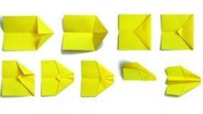 Sedie in origami