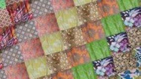 Patchwork: come utilizzare in modo decorativo materiali diversi