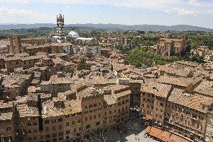 Edifici vincolati: Siena