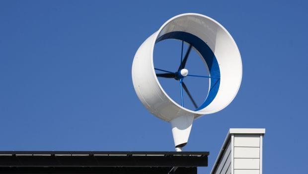Turbina eolica domestica for Progettazione casa generatore