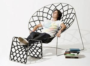 Nook Chair_Henry Sgourakis