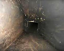 La manutenzione dei camini: l'interno di una canna fumaria