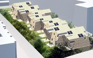MUT Architecture: 12 villette passive