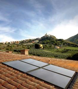 Velux: collettori solari