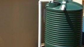 Manutenzione dei serbatoi idrici