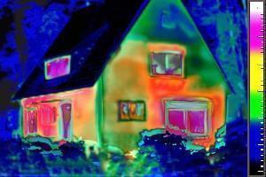Esempio di fotografia a infrarossi