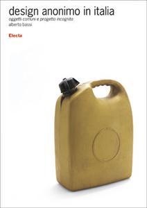 La copertina del libro di Vittorio Bassi