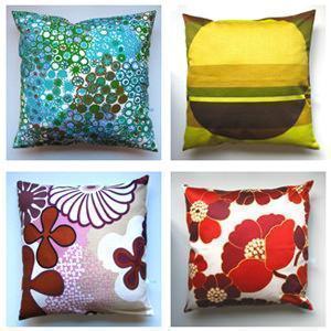 Cuscini fabbricati a mano in vendita su DaWanda