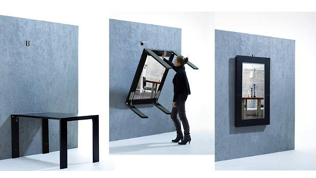 Tavolo-quadro by IVY Design