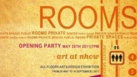 Mostra Rooms a Milano al Nhow Hotel