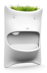 Il divertente ed ecologico lavabo Mons