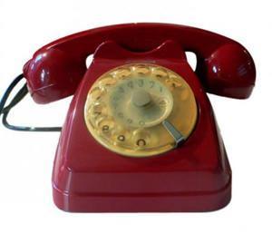 Il telefono di Lino Saltini per Siemens