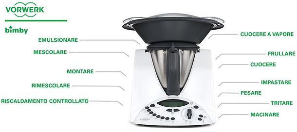 Robot da cucina i migliori - Robot da cucina bimby prezzo ...