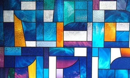 Pellicole adesive per vetri - Vetri colorati per finestre ...