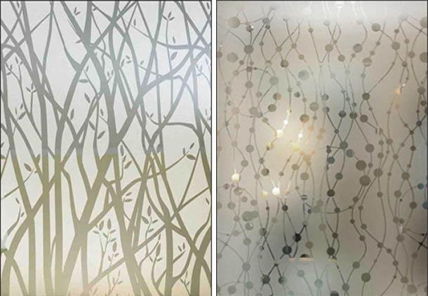 Pellicole decorative per vetri idea d 39 immagine di - Pellicole adesive per vetri esterni ...