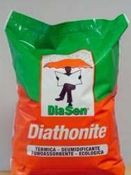 Intonaco premiscelato Diasen: Diathonite Premix