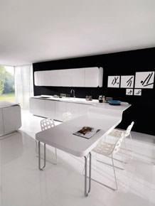 Cucine in pietra acrilica hi macs for Creatore di piano