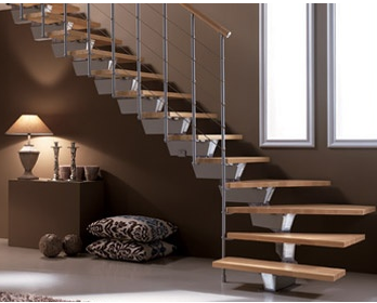 Manutenzione delle scale prefabbricate - Scale in granito per interni ...